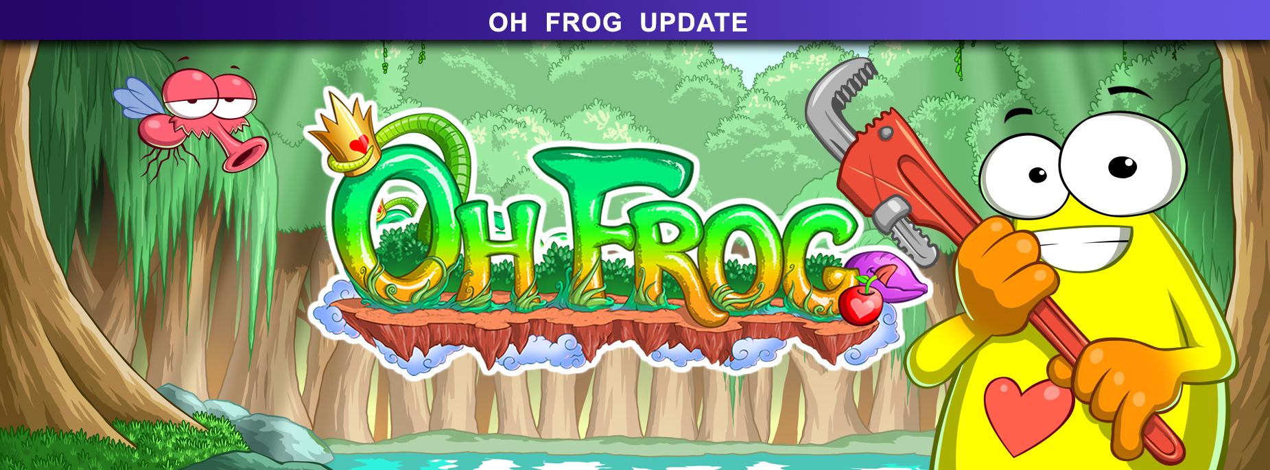 Oh Frog Update