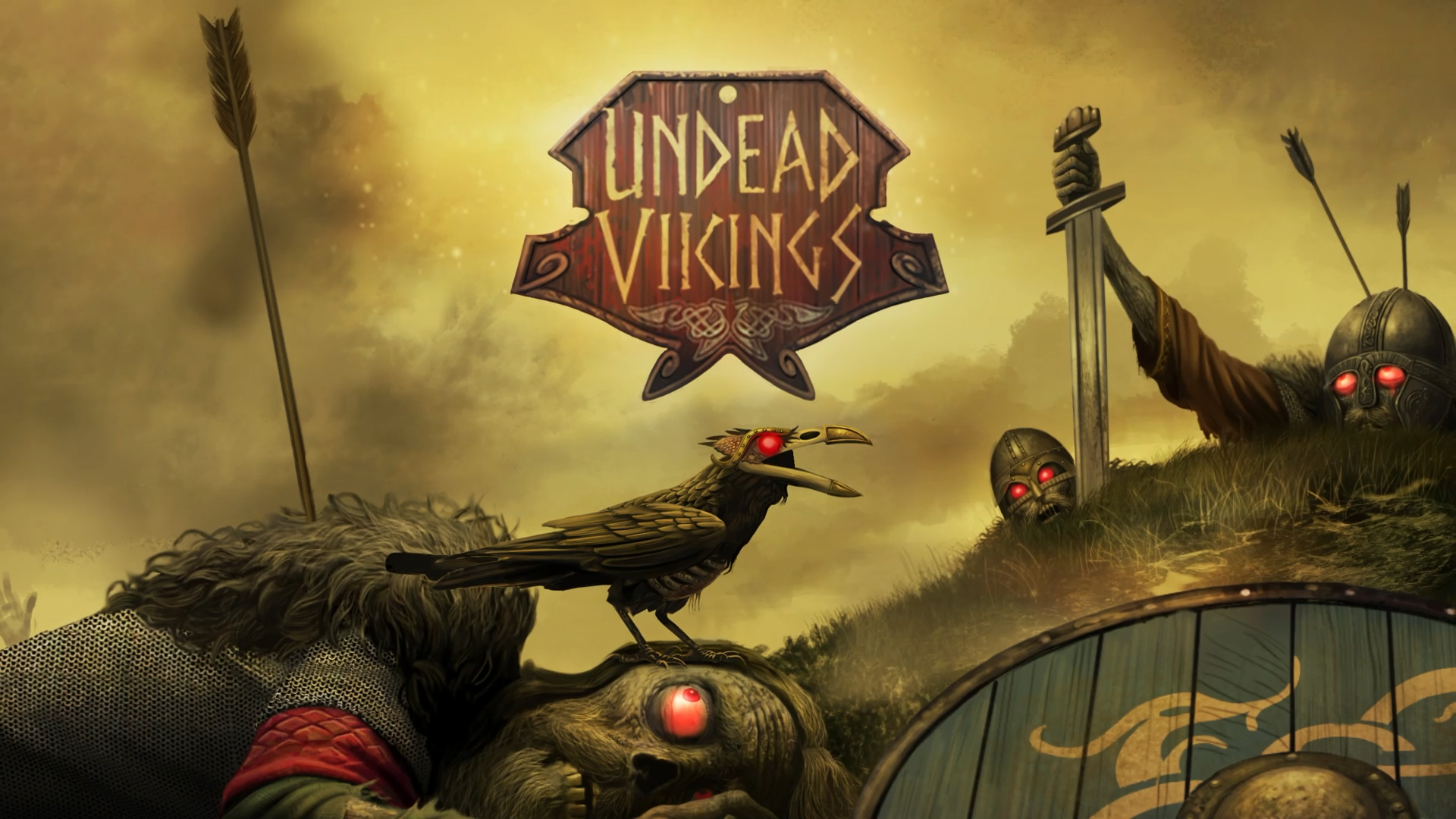 Undead Vikings removed temporarily for adjustment purposes