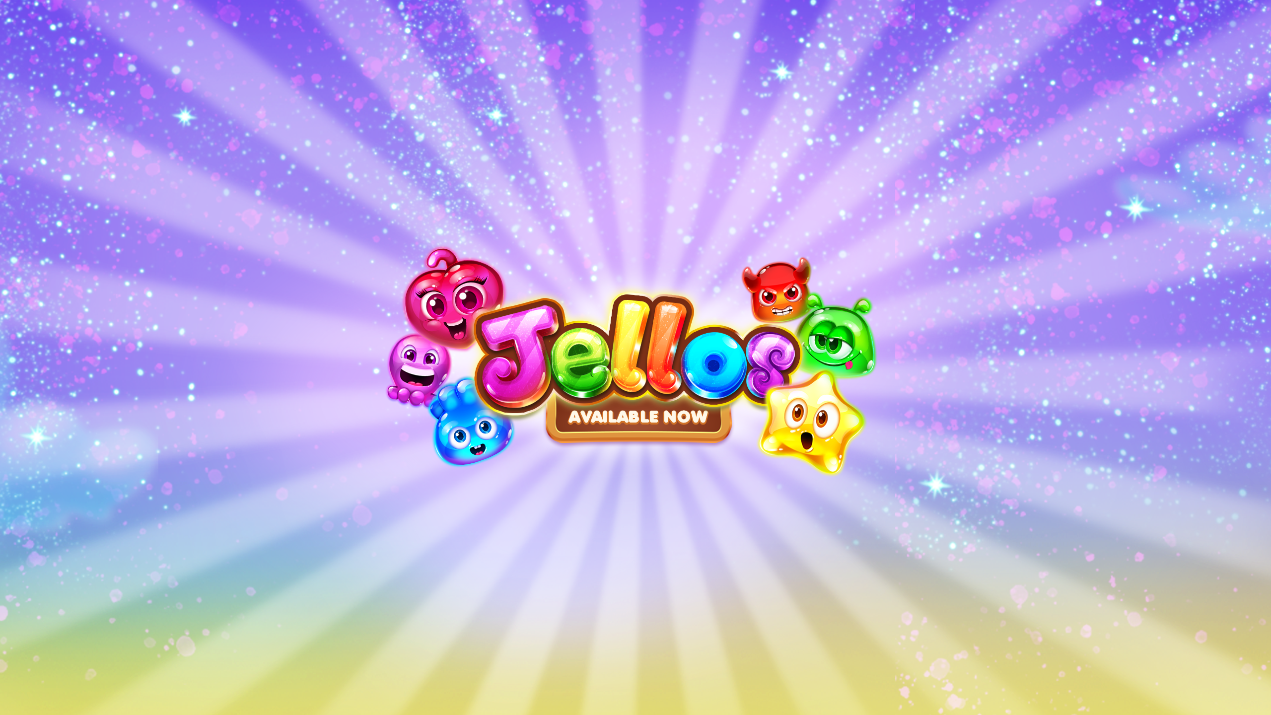 How sweet! It's Jellos time!