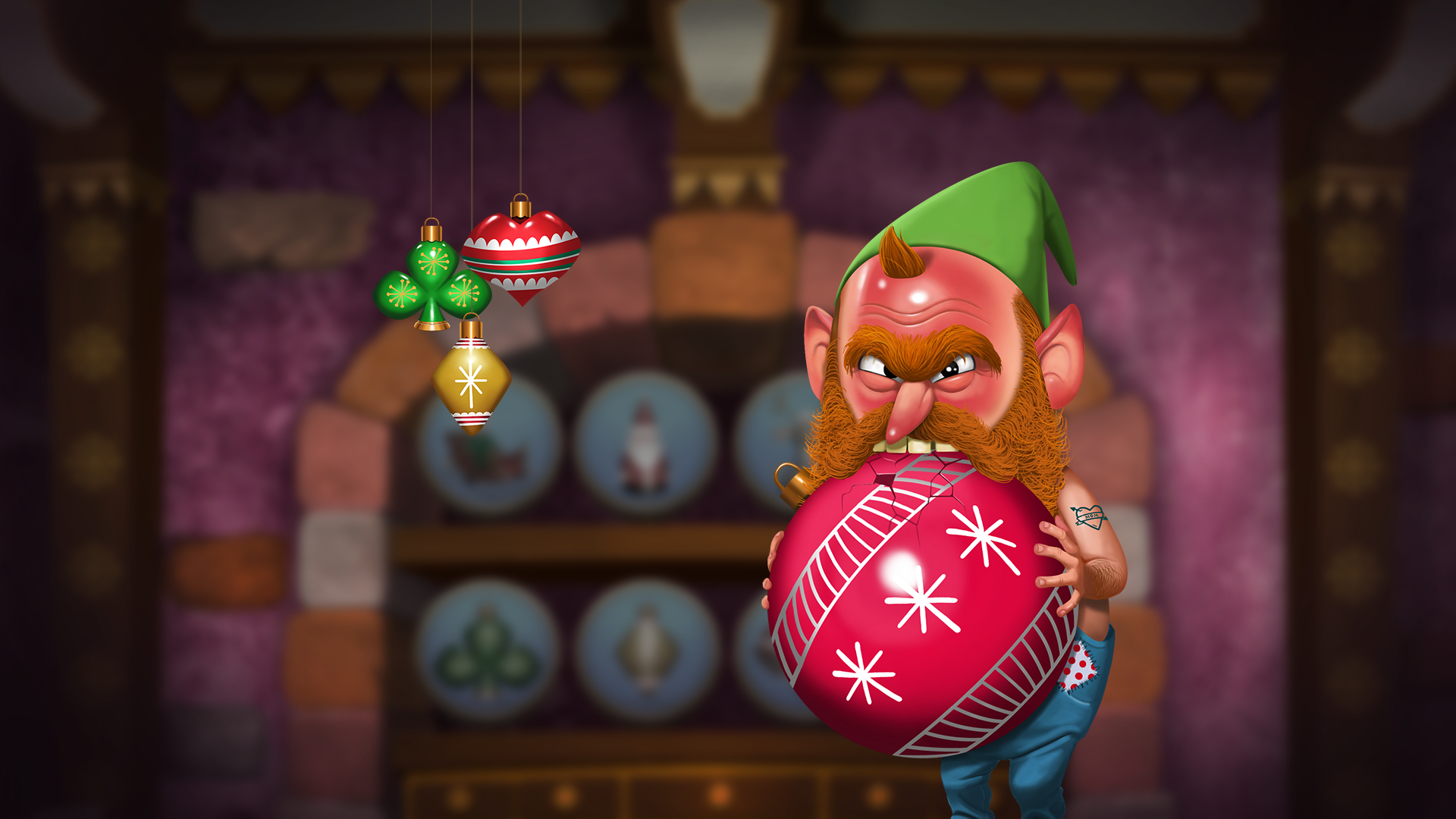 Angry Elf – now reluctantly available